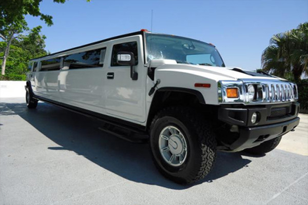 14 Person Hummer Naples Limo Rental