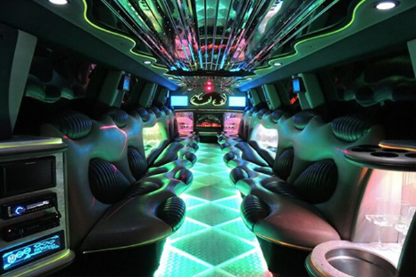 14 Person Hummer Limo Rental Naples