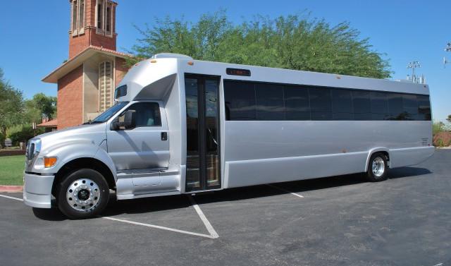 Naples 40 Person Shuttle Bus